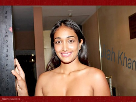 Hot Sexy Actress Model Jiah Khan Wallpapers for PC