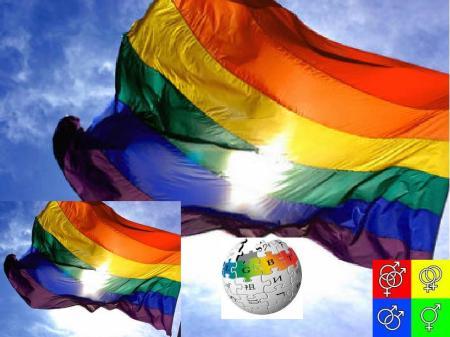 LGBT flag, symbol, logo etc