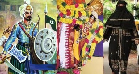 மாலிக்ககாபூர் -ரங்கநாதர்-துலுக்கநாச்சி