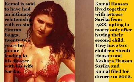 Sarika kamal divorce 2002