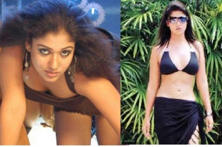 Nayan provocative postures