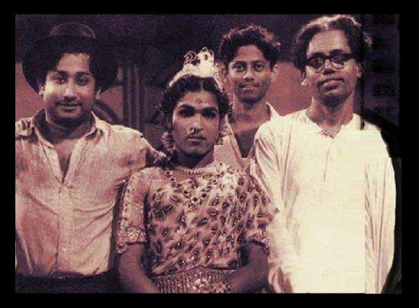 சிவாஜி, கருணாநிதி