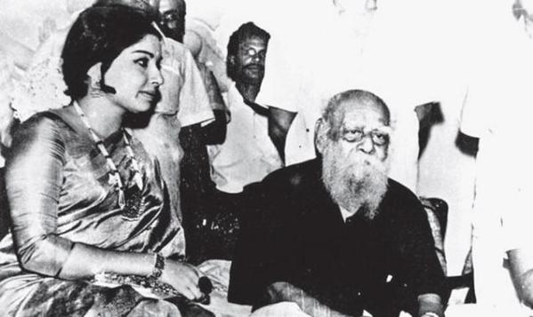 ஜெயலலிதா, பெரியார்