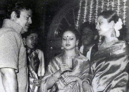 Gemini, Pushpavalli, Rekha
