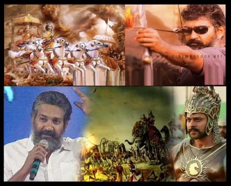 Mahabharat - Rajamaulis dream.2