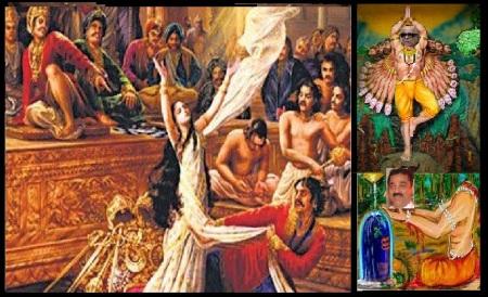 Kamal Hassan - karu - turning Ravan - Tuchadga