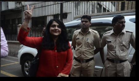 Preeti Jain out on bail- after conviction