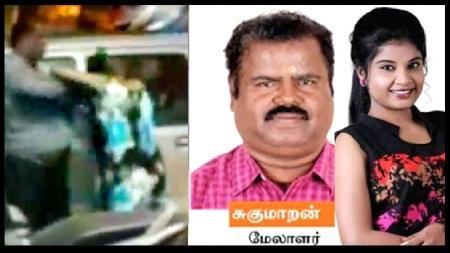 Sabita Rai - Polymer News created controversy-Sukumaran