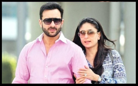 Saif Ali Khan to take wife Kareena Kapoor