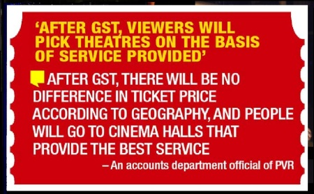 GST provide facilities to viewers