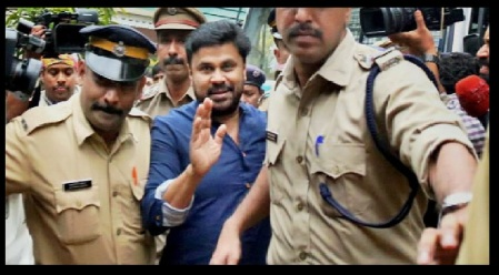 Bhavana case - Dileep arrested- 10-07-2017