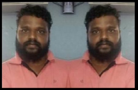 Jinson Lonappan - raped Dentist actress 28-07-2017-1
