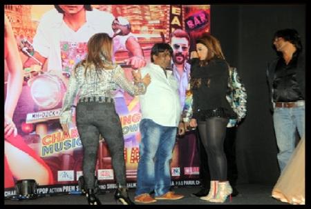 Casting couch - Manisha slapped Sachendra