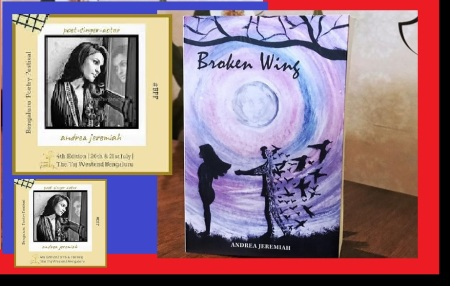 Broken wings book, Andrea
